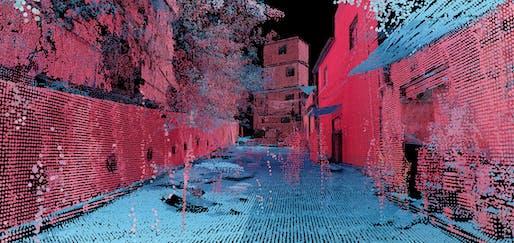 Favelas 4D. Image: MIT Senseable City Lab