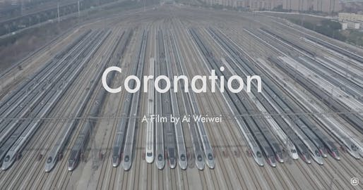 "Screenshot via ""Coronation"" film trailer."