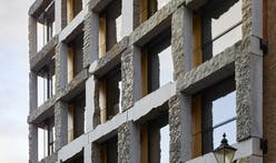 The New Stone Age: architects rediscover an ancient building material