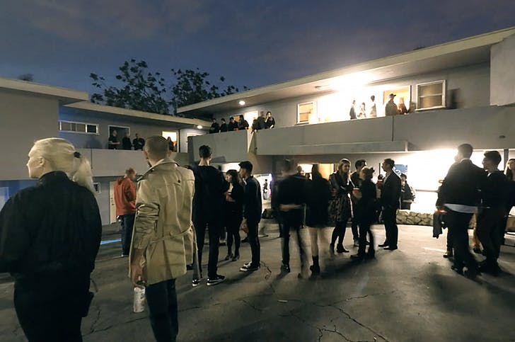 Another image from last year's event. Image credit: One-Night Stand LA.