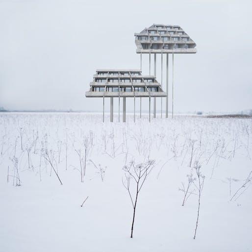 Photo collage by Matthias Jung; image via ignant.de