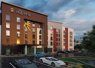 La Quinta & Hawthorn Hotel Project