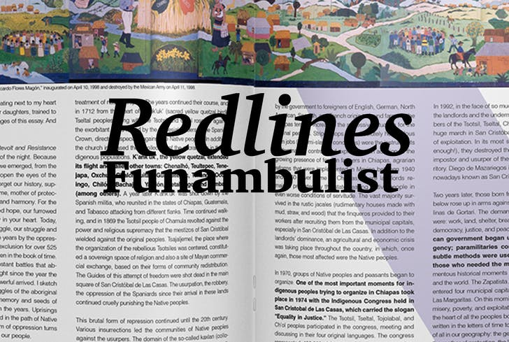 Redlines: The Funambulist | Features | Archinect
