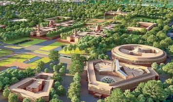 Narendra Modi launches controversial effort to redesign India's parliament complex