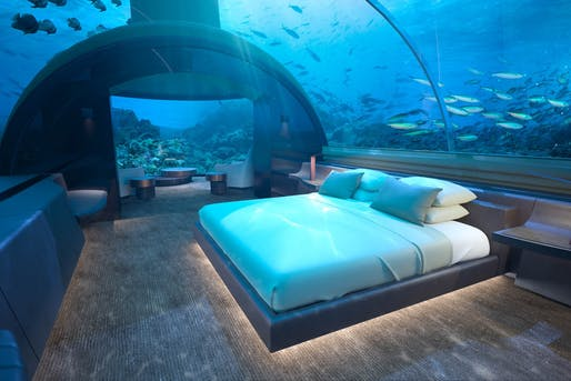 Image: Conrad Maldives Rangali Island