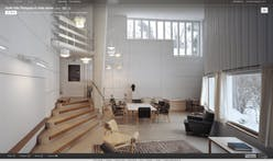 Alvar Aalto gets a close look from Google's Cultural Institute