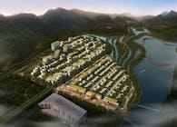 Minghu Waterfront Development