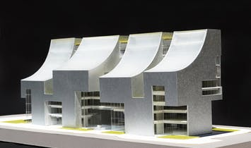 First glimpse: Steven Holl Architects to design geometric, mixed-use complex in Beijing