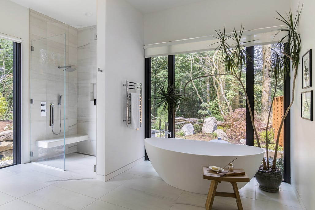 10 New Bathroom Designs For Your Friday Inspiration News Archinect