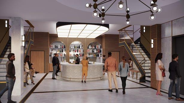 Lobby & Main Bar