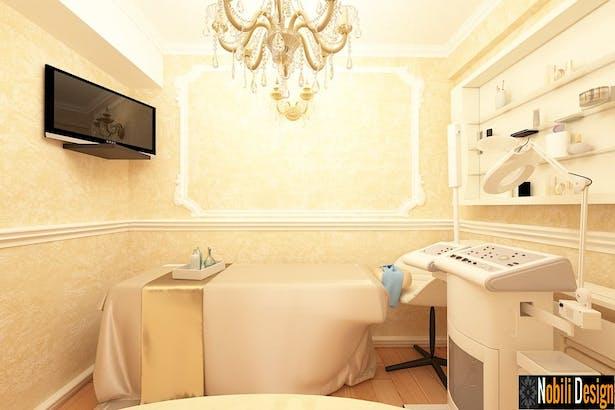Design Interior Salon Cosmetica Amenajare Salon De Infrumusetare