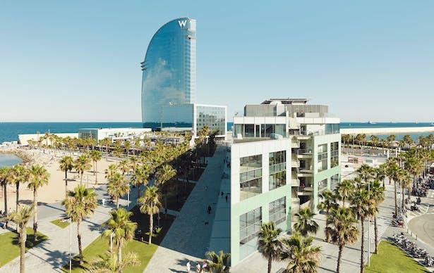 © Gregori Civera / Ricardo Bofill Taller de Arquitectura