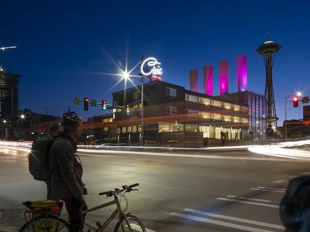 Civic Hotel - Wittman Estes (Photo: NicLehoux)