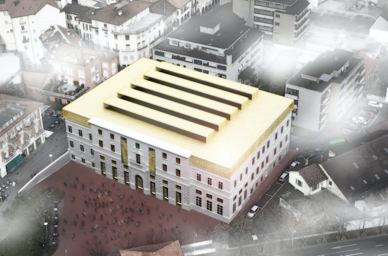 Alejandro Zaera-Polo Architecture to Design Future Home of Locarno ...