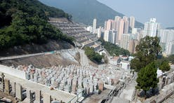 Density in life and in death: A look at Hong Kong's towering cemeteries
