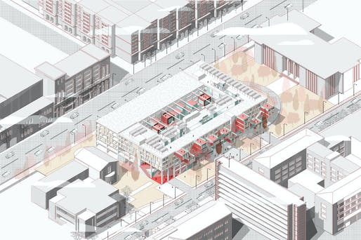 """Student work by <a href=""""https://archinect.com/Mudi-Niu"""">Mudi Niu</a> from the <a href=""""https://archinect.com/uscarchitecture"""">University of Southern California</a>. Last year, USC had the highest number of IPAL students of any NAAB program in the United States."""