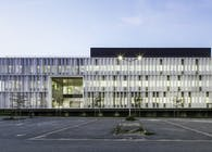 Pôle de Biologie territorial (laboratories of biology) for the University Hospital Centre (CHU) of Reims, France