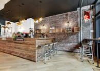Brunswick Cafe-BedStuy