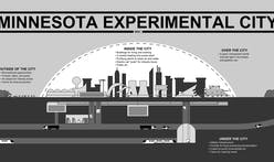 "A look back at the 60's ""Minnesota Experimental City"", the brainchild of South African futurist Athelstan Spilhaus"