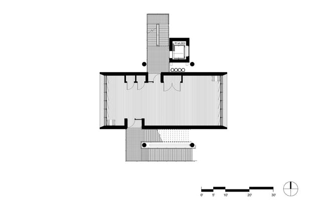 Level 2. Image courtesy of Mithun.