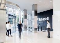 Banc Sabadell Company Hub Valencia, Spain