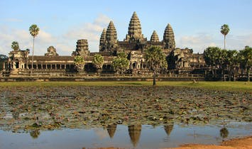 Proposed theme park near Angkor Wat temple complex rejected, for now