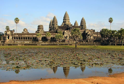 Angkor Wat. Photo: Bjørn Christian Tørrissen/Wikimedia Commons.