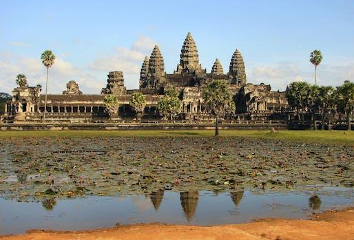 Angkor Wat. Photo: Bjørn Christian Tørrissen/Wikimedia Commons.