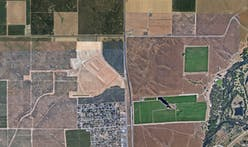 120,000-resident suburb under construction in California's Central Valley