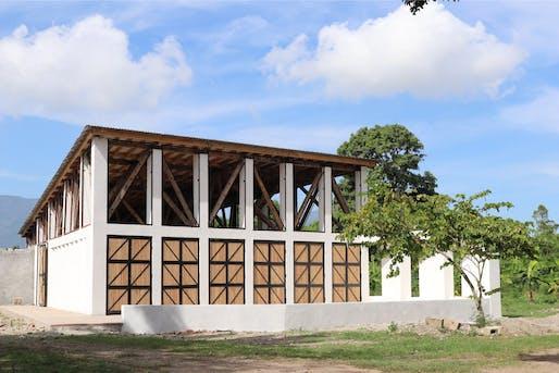 Award for Sustainability: Haiti Chapel.