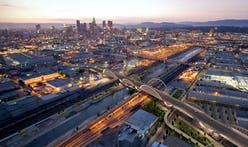 L.A.'s new Sixth Street Viaduct makes construction progress and shines at the Venice Biennale