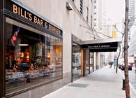 Bill's Bar and Burger - Rockefeller Center