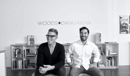 Woods + Dangaran on Creating Architecture as an Act of Purpose and Intentionality