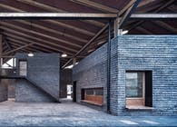Life under One Roof: Dongziguan Villagers' Activity Center/ gad · line+ studio