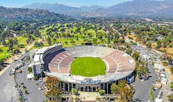 Jerde asked to improve the Rose Bowl