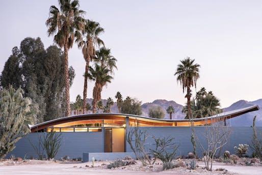 Miles C. Bates Residence. Image © Tim Hirschmann