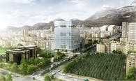 Tehran Stock Exchange high rise - project manager