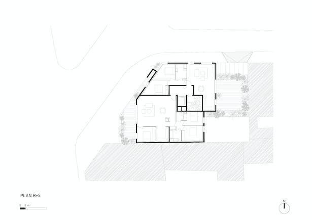 +5 Floor Plan