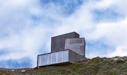 Alejandro Arevena's alluring concrete vacation home