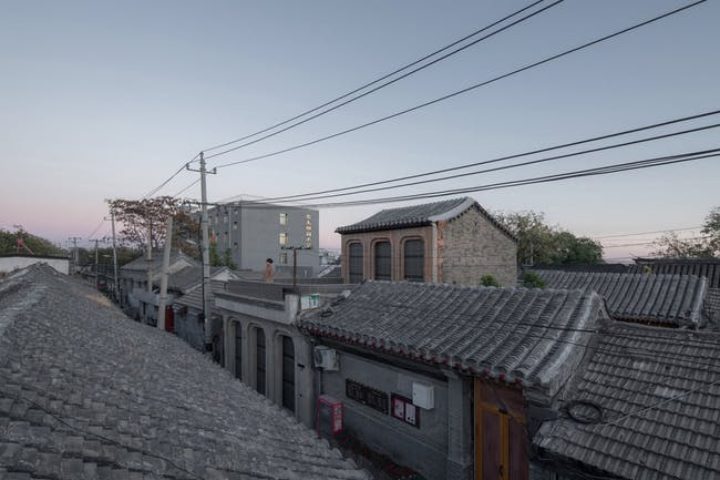 QUAD HOUSE in Beijing, China by ARCHISTRY design&research office