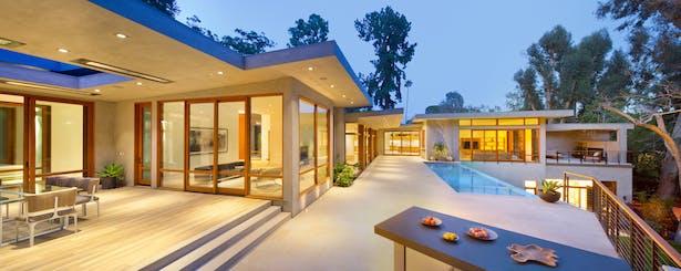 Feldman House with Quantum Windows & Doors