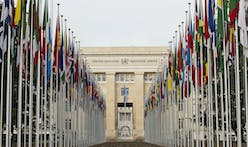 Aecom and SOM to revamp United Nations Geneva HQ