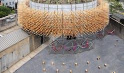 """Pedro & Juana's """"Hórama Rama"""" cyclorama opens at MoMA PS1"""