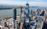 Supertall 35 Hudson Yards tops out at 1,009 feet