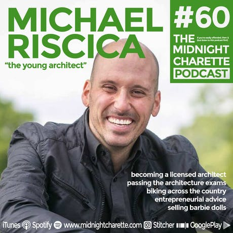 How to pass the Architect Exams w Michael Riscica - Podcast Ep #60