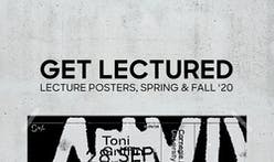 2020's most popular architecture school lecture poster on Archinect is...