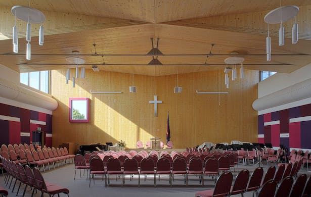 The Salvation Army Assembly Hall