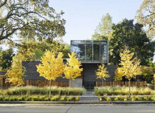 Waverly Residence in Palo Alto, CA by Ehrlich Yanai Rhee Chaney Architects; Photo: Matthew Millman/Joe Fletcher