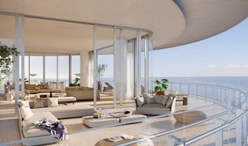 Renzo Piano-Designed Miami Beach Penthouse Could Set Florida Record at $68 Million