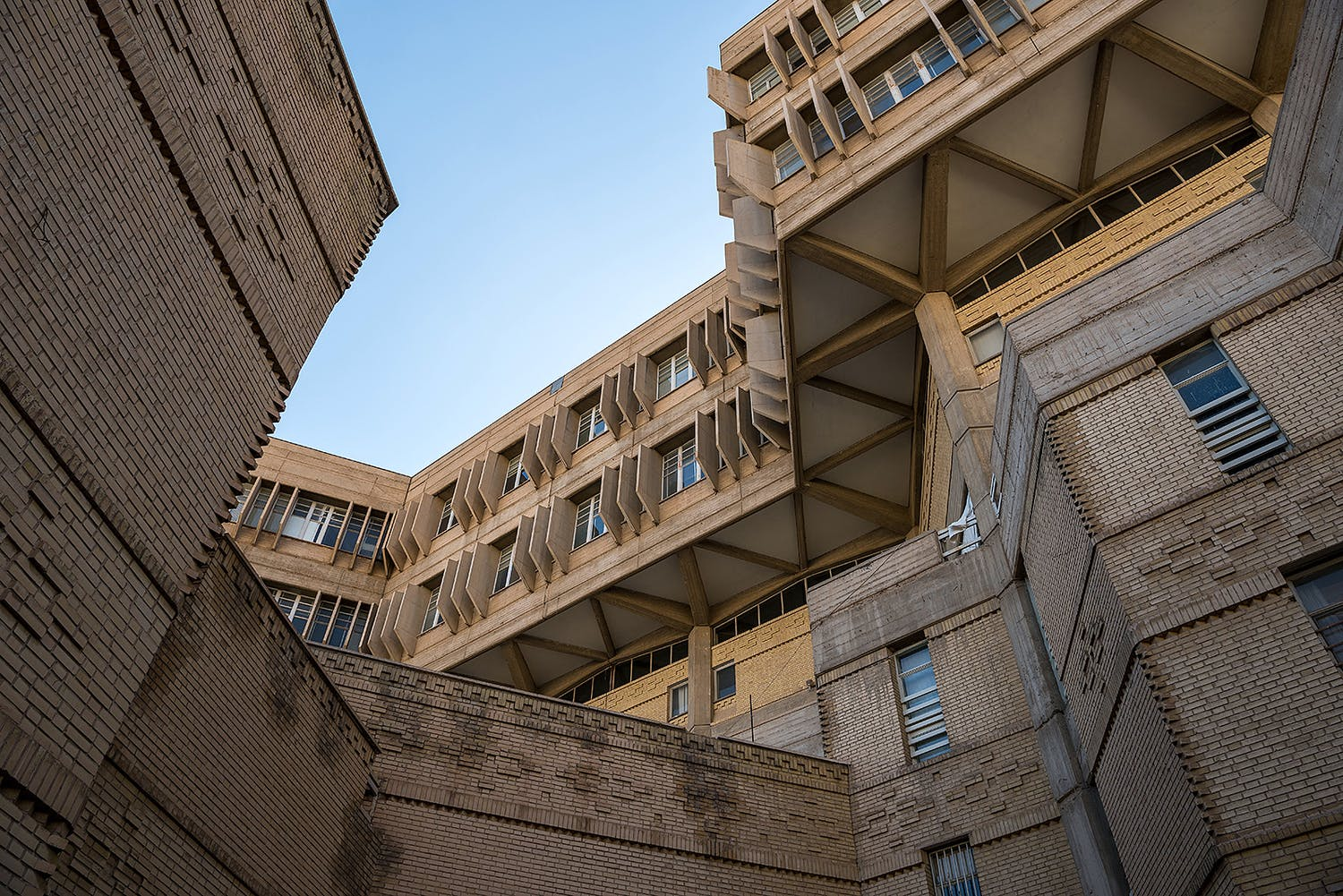 As Brutalism faces an uncertain future, this exhibition at DAM calls ...